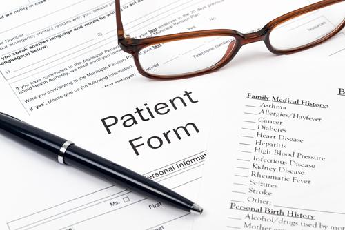 Patient Online Forms